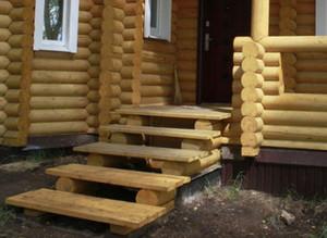 деревянное-крыльцо