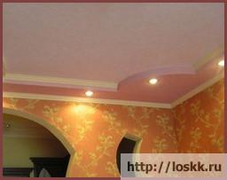 фото-подвесные-потолки-на-кухне-обзор