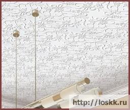потолочная-плитка-без-швов-характеристики