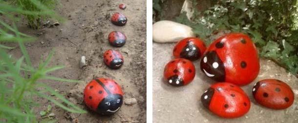Садовые фигурки своими руками из глины