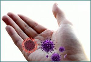 Какие антисептики убивают коронавирус